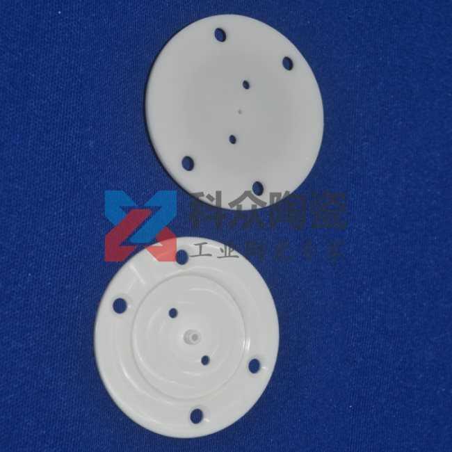 氧化铝耐磨精密陶瓷衬片