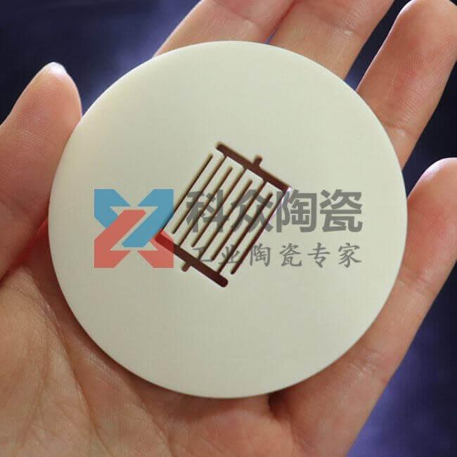 精密99氧化铝陶瓷基片精加工