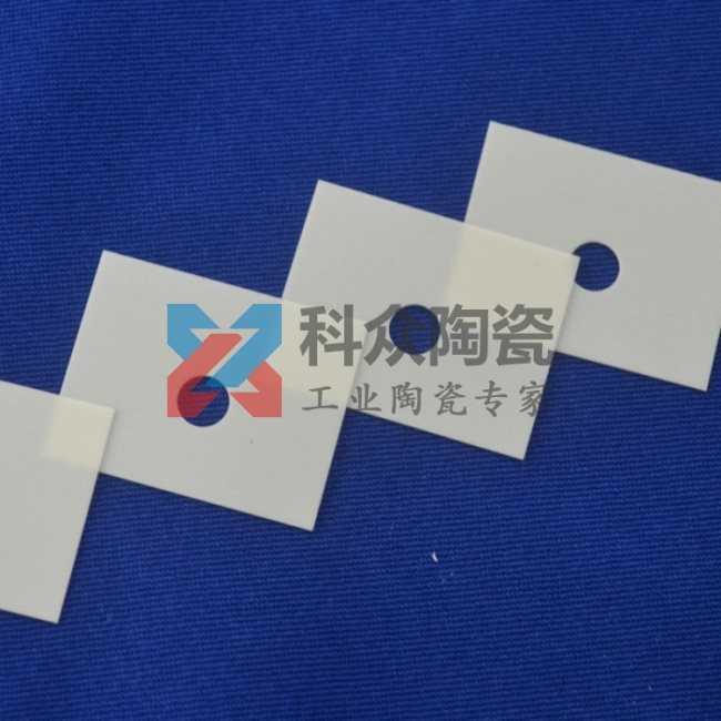 超薄氧化铝精密陶瓷片