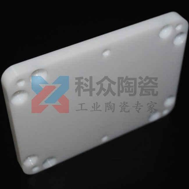 异形氧化锆隔热陶瓷板