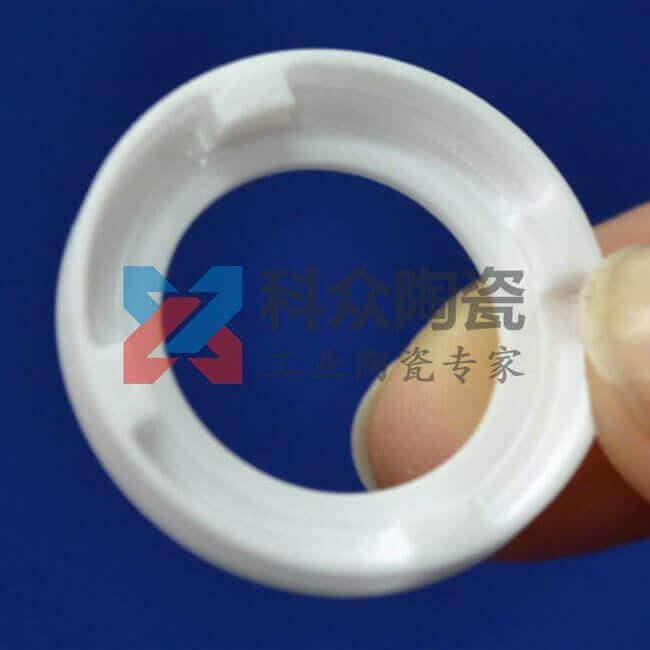 氧化锆陶瓷精密陶瓷环