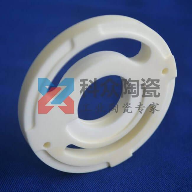 精密陶瓷的生产过程