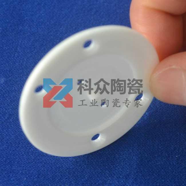 氧化铝精密高温陶瓷零件