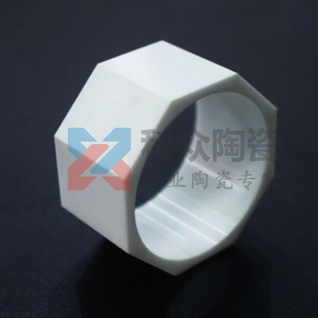 陶瓷环加工工艺难度原因和性能研究