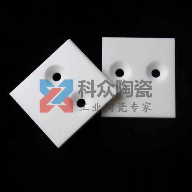 氧化锆精密陶瓷隔热基片