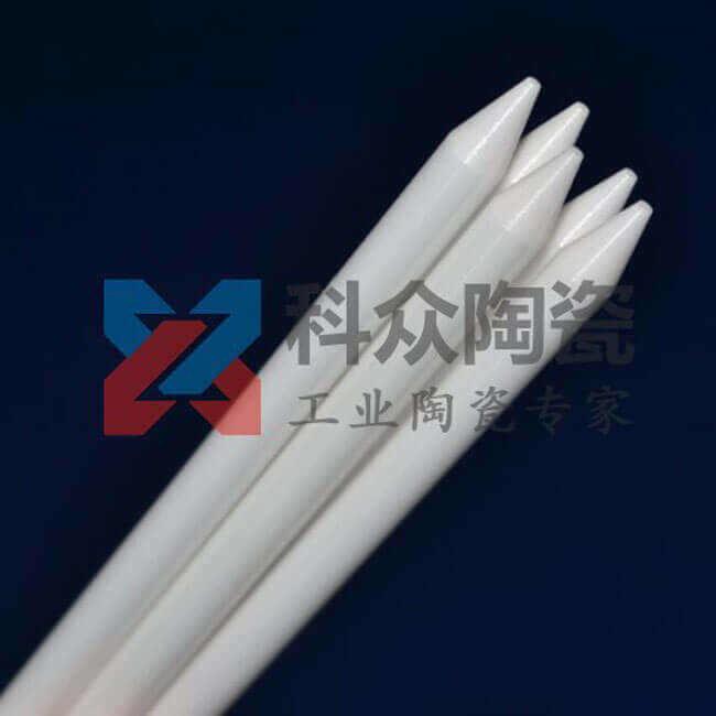 氧化锆精密陶瓷棒针加工