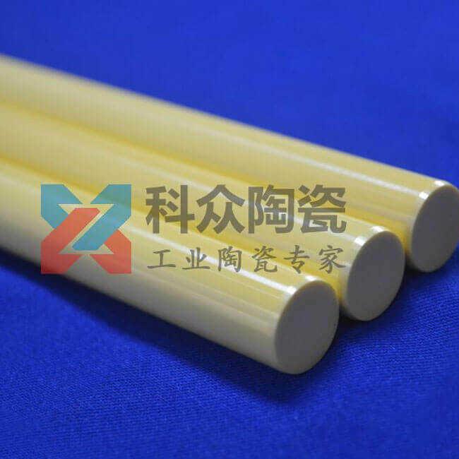 氧化锆精密陶瓷圆棒