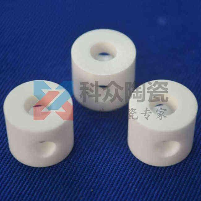 氧化锆精密陶瓷环打孔加工