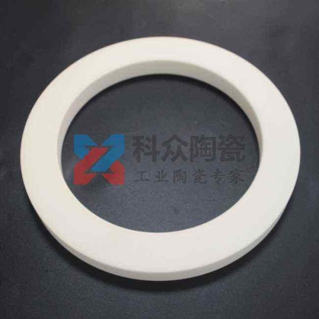 99氧化铝精密陶瓷环