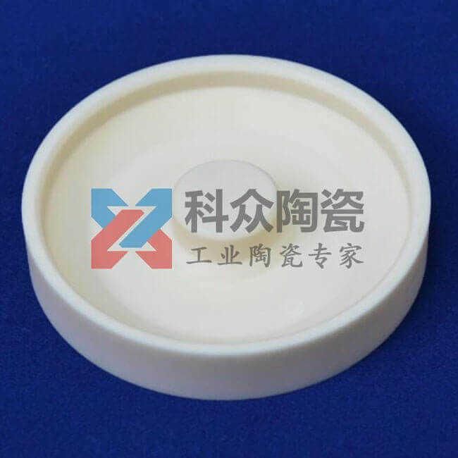 99氧化铝精密陶瓷圆板