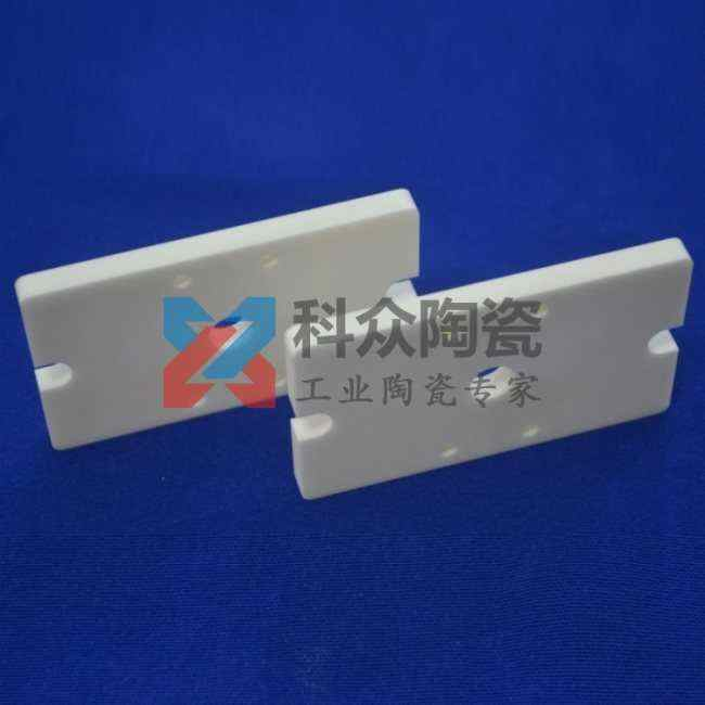 氧化铝精密陶瓷板加工
