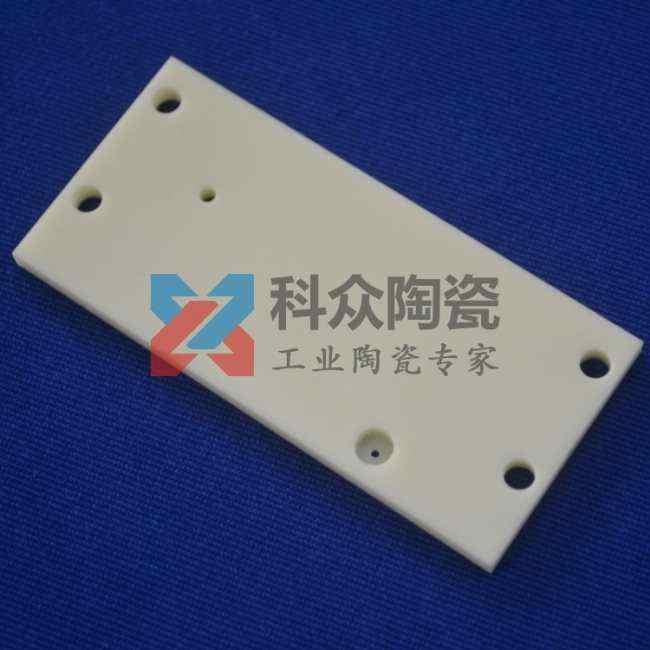 99氧化铝精密陶瓷板精加工