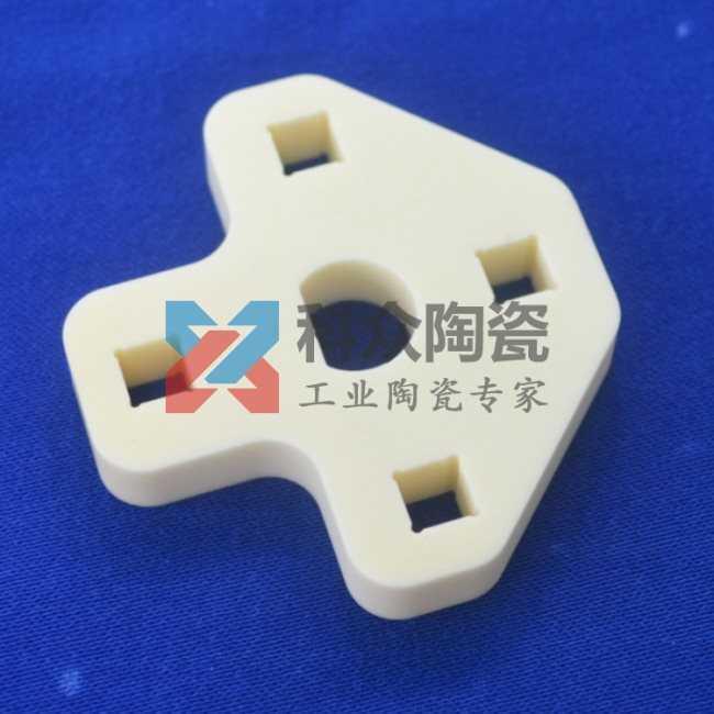 氧化铝精密陶瓷捂盘结构件