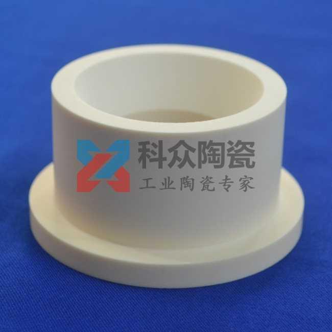 氧化铝电子精密陶瓷套管