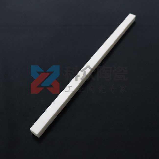氧化铝精密陶瓷棒材料