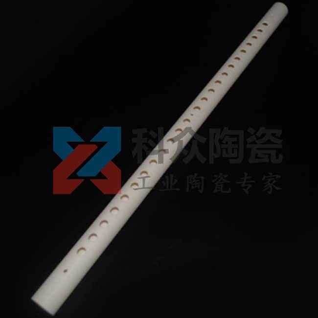 氧化铝电极精密陶瓷管