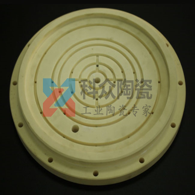 995氧化铝精密陶瓷法兰