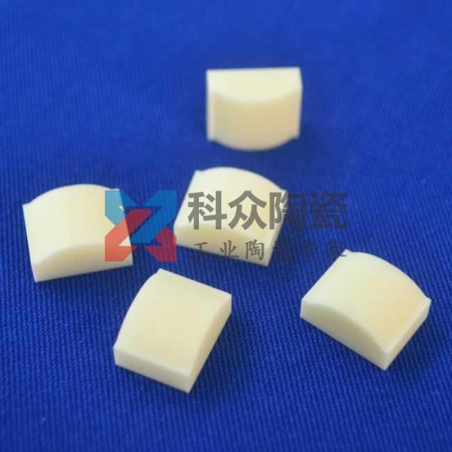 99氧化铝精密陶瓷结构件