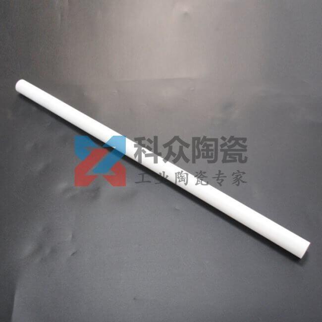 白色氧化锆精密陶瓷棒