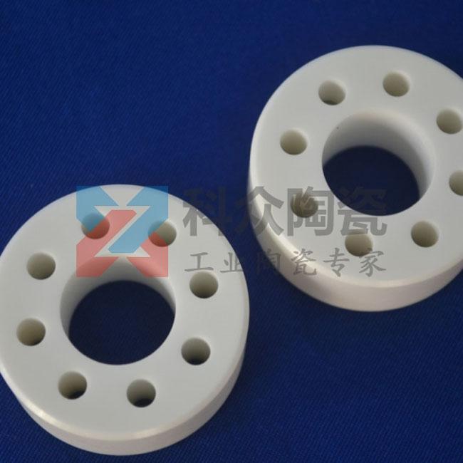 白色氧化锆精密陶瓷环