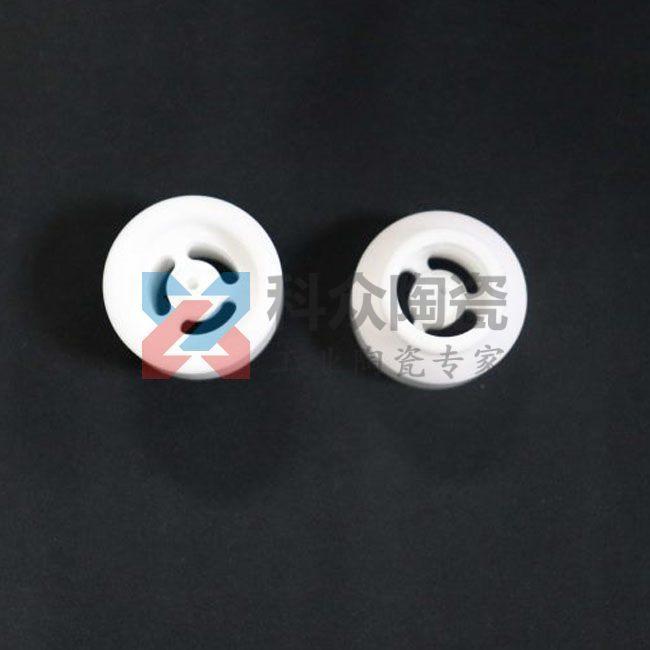 氧化锆精密陶瓷零件打孔