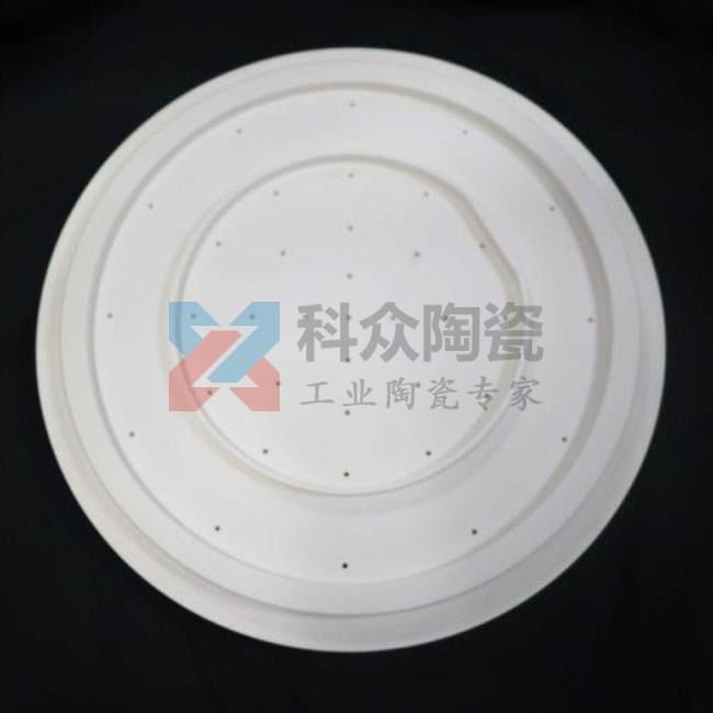 氧化铝半导体精密陶瓷大圆盘