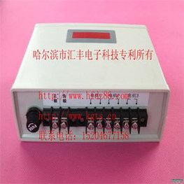 電子施肥控制器,數顯施肥器3路,6路,大功率電動施肥器 HFDZ-B-3.0A