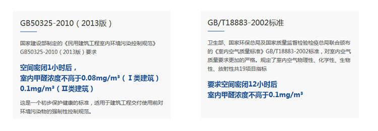 武汉专业甲醛检测严格参照国家规定标准