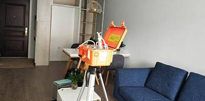 汉阳区cma新房甲醛检测标准实验室流程布点