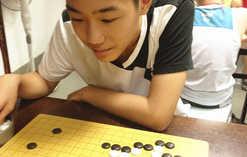 围棋培训学员风采1
