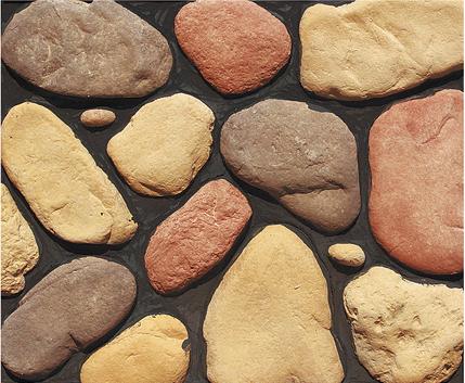蘑菇石(鹅卵石)
