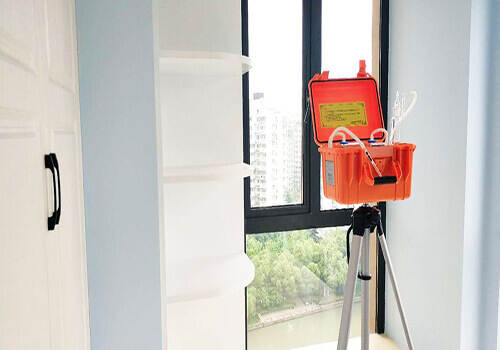 房子装修甲醛检测要找专业有资质的甲醛机构
