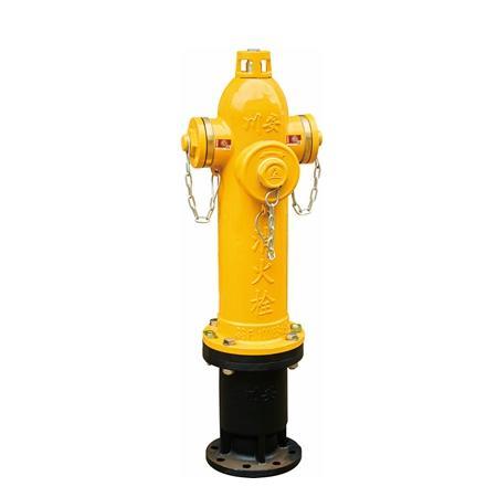 防撞型室外消火栓
