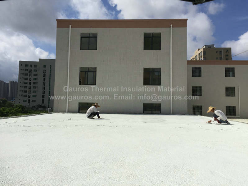 thermal insulation mortar factory