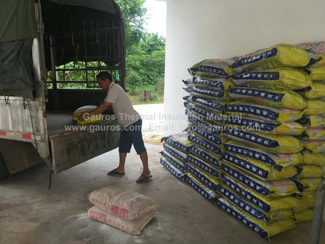 thermal insulation mortar