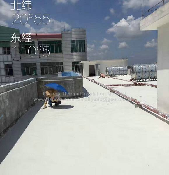 Residential Roof Thermal Insulating Project