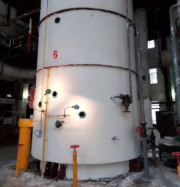 Gauros Thermal Insulation Material Used in Industrial Application