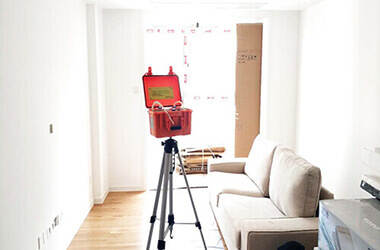 環境檢測是入住新房前必須進行的