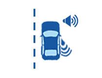 汽车盲点监测系统功能盲点监测预警