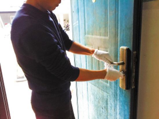 防盗门开锁公司