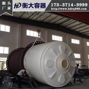 50吨立式储罐出模