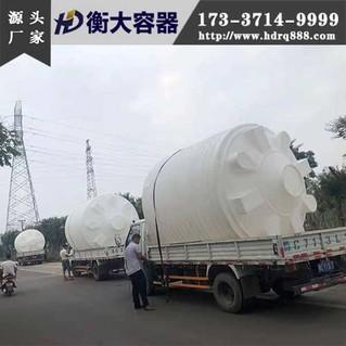 河南塑料水塔_30吨源头厂商