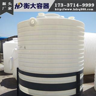 河南塑料水塔_衡大容器