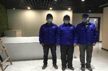 天津市生产除甲醛的厂家案例