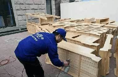 天津除甲醛招标网案例