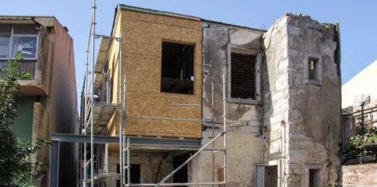 轻钢别墅房屋改造