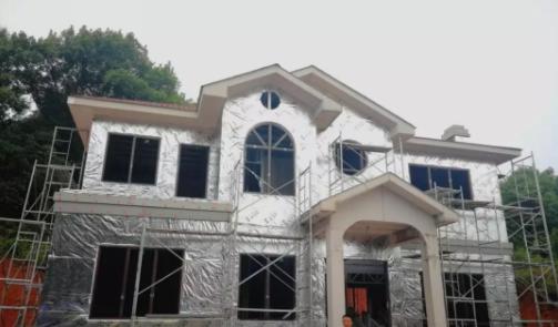 轻钢别墅生产流程