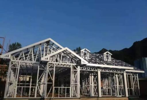 轻钢别墅对环保的贡献