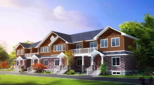 轻钢结构在住宅建筑中的应用优势