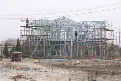 轻钢房屋优点